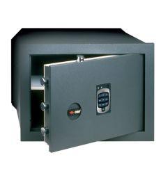 Cassaforte a muro elettronica cisa 36x24x20 cm (82710.31)