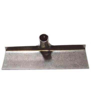 Raschiafango zincato n.2 mm 350 senza manico