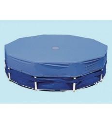 Teli superiori tondi per piscine Intex Frame - 28031 - O 366 cm.