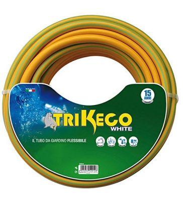 """Tubi magliati Trikeco White - 3/4"""" - Rt. 50 mt."""