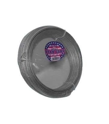 Filo Starcord zincato in rotolo - Misura: O mm. 2,7 - nø 16
