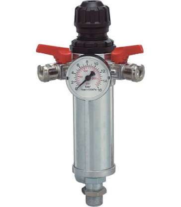 """Riduttore di pressione aria (ah100501 - 61001) 3/8"""""""